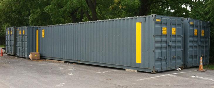 40' Storage Space