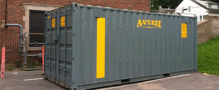 20' Custom Container