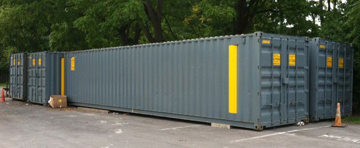 40' High Cube Cargo Container