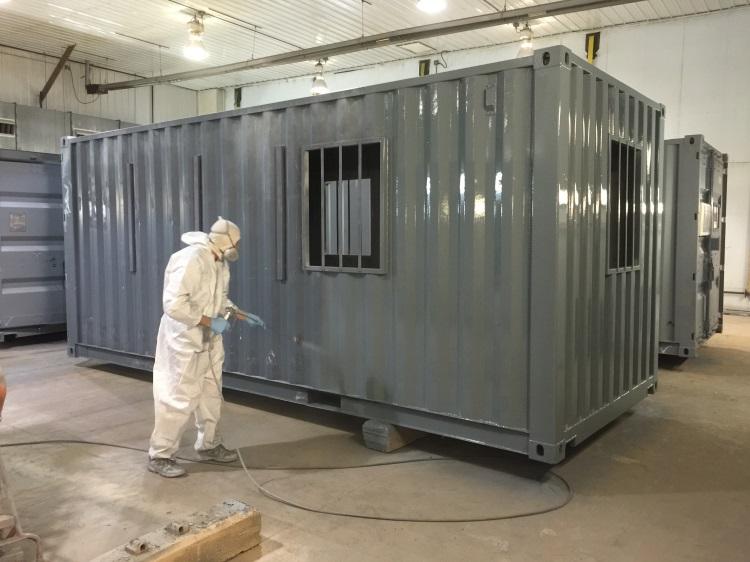 Repairing Your A-Verdi Storage Container
