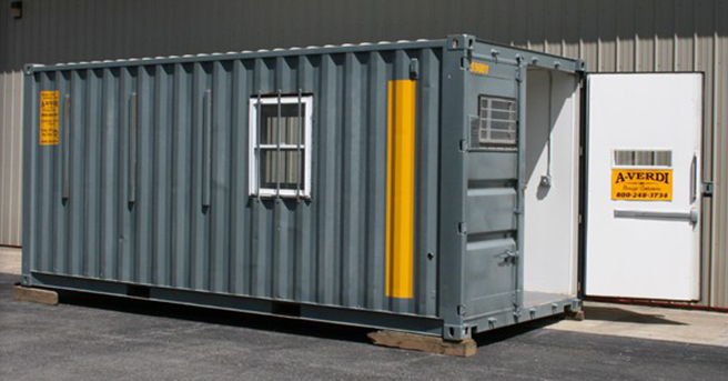 A Verdi Office Storage Containers New York A Verdi