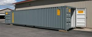 Quad Door Storage