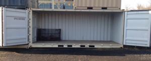 Open Side Storage