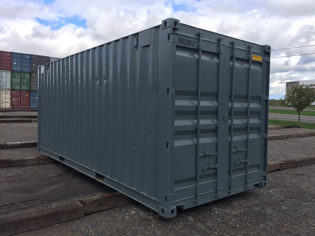 Storage Units Buffalo Ny >> Storage & Shipping Containers for Sale Local NY | A-Verdi